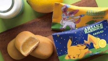Anunciada en Japón una línea de Poképastelitos de limón