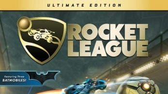 Psyonix y Warner Bros. Interactive anuncian Rocket League: Ultimate Edition