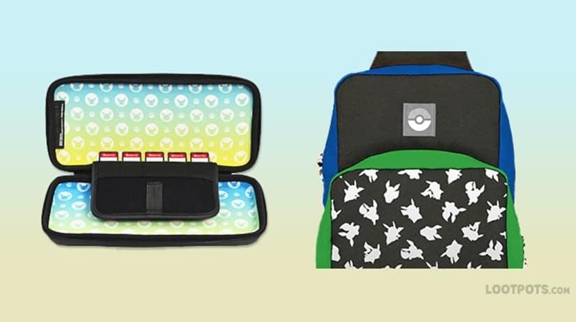 Estos podrían ser los primeros accesorios de Pokémon Let's Go, Pikachu / Eevee para Nintendo Switch