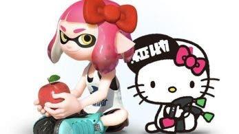 Splatoon 2 gana el concurso de colaboraciones con Sanrio
