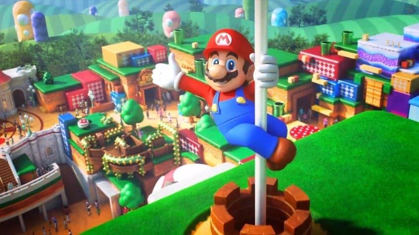 Universal Studios Japan vuelve a retrasar la apertura de Super Nintendo World