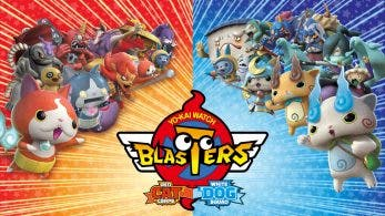 [Act.] Nuevo gameplay del modo multijugador de Yo-Kai Watch Blasters