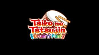 Filtrado el logo occidental de Taiko no Tatsujin: Drum 'n' Fun