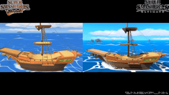 Comparativa en vídeo de los escenarios de Super Smash Bros. Brawl con sus versiones de Super Smash Bros. Ultimate