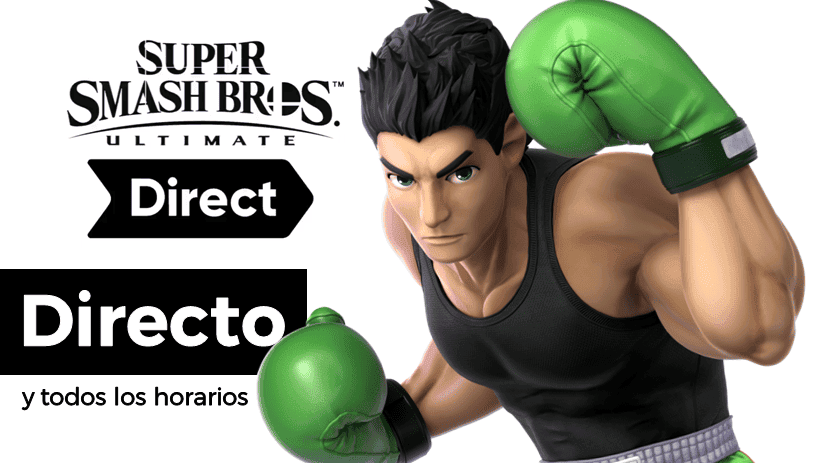 ¡Sigue aquí en directo y en español el Super Smash Bros. Ultimate Direct!