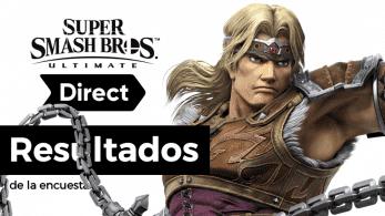 Resultados de la encuesta sobre las sensaciones que os dejó el Super Smash Bros. Ultimate
