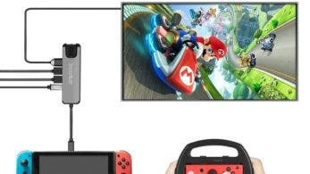 La marca innoAura nos trae un dock alternativo para Nintendo Switch