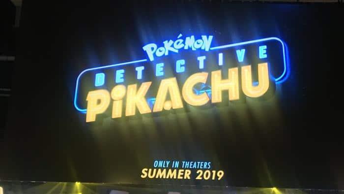 Detective Pikachu se estrenará en verano de 2019 — Pokémon