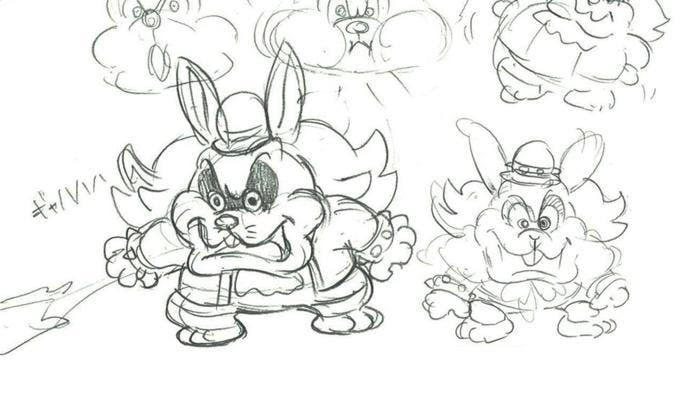 Nuevo boceto oficial de Super Mario Odyssey protagonizado por Spewart