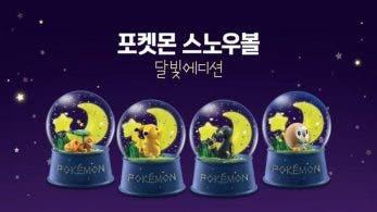 Una nueva línea de bolas de nieve inspiradas en Pokémon se lanzará en Corea del Sur por parte de Lotteria