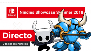 [Act.] ¡Sigue aquí en directo el Nintendo Switch Nindies Showcase Summer 2018!