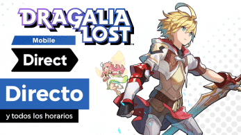 ¡Sigue aquí en directo el Nintendo Direct de Dragalia Lost!