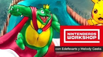 Nintenderos Workshop #1: Super Smash Party y Super Retro Galaxy