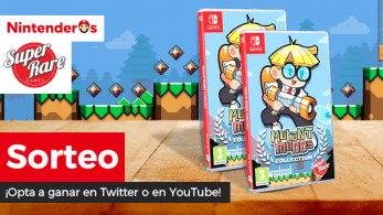 [Act.] ¡Sorteamos 2 copias físicas de Mutant Mudds Collection para Nintendo Switch en Twitter y YouTube!