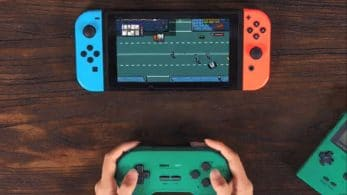 8Bitdo presenta una nueva línea de controles inalámbricos para Switch inspirados en Game Boy Pocket