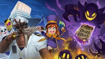 A Hat in Time y Slay the Spire podrían ser lanzados en formato físico para Nintendo Switch