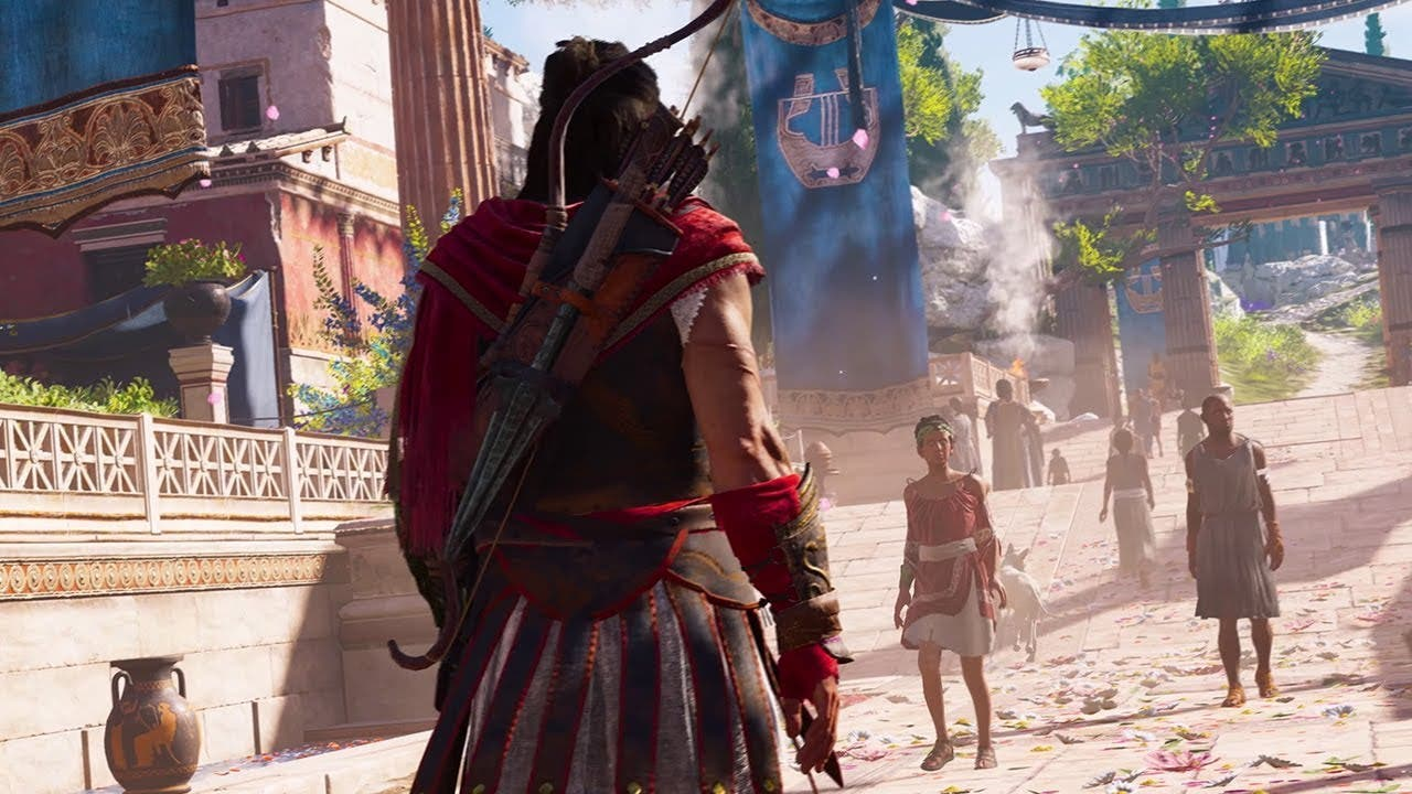 "Director de Assassin's Creed Odyssey sobre un port para Switch: ""Si supiera programar, lo haría yo mismo"""