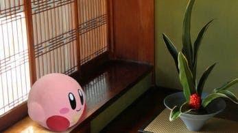Primer vistazo a la peculiar figura daruma de Kirby