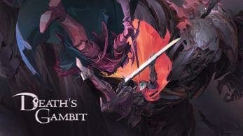 Skybound anuncia la edición física de Death's Gambit, pero no se ha confirmado para Switch