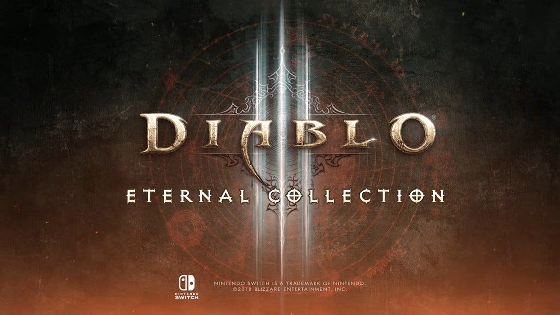 Diablo III: Eternal Collection mantiene alto rendimiento y se adapta a Switch