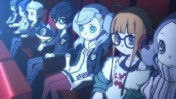 Persona Q2: New Cinema Labyrinth no recibirá un doblaje de voces al inglés