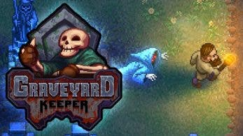 PEGI registra Graveyard Keeper para Nintendo Switch