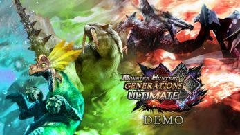 Nintendo Switch recibirá una demo de Monster Hunter Generations Ultimate el 16 de agosto