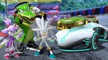 [Act.] Nuevo tráiler de Team Sonic Racing centrado en los diferentes tipos de personajes