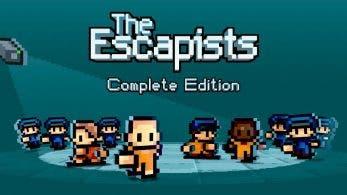 Anunciado The Escapists: Complete Edition para Nintendo Switch