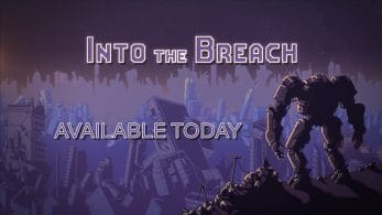 Into the Breach confirmado para Nintendo Switch