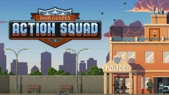 [Act.] KillHouse Games afirma que Door Kickers: Action Squad llegará a Nintendo Switch: detalles y tráiler