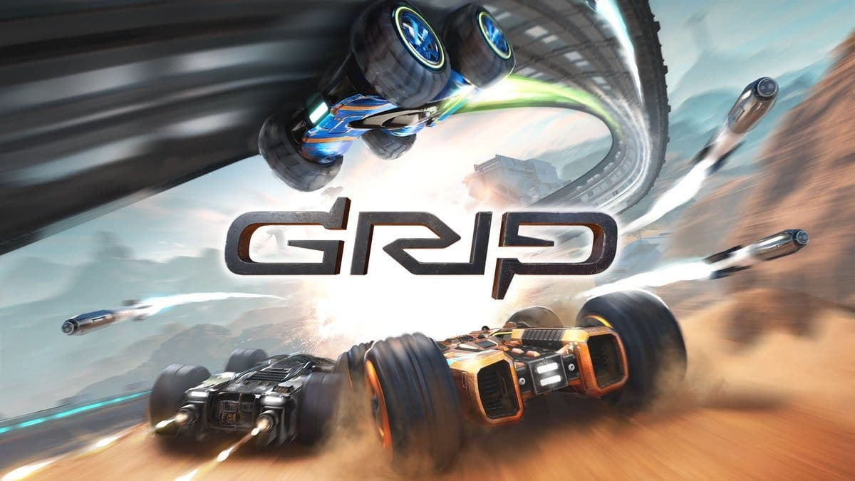 GRIP se estrena en Nintendo Switch el 6 de noviembre, nuevo tráiler