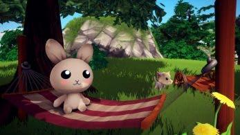 Garden Paws se estrenará en Nintendo Switch si consigue cumplir su objetivo en Kickstarter