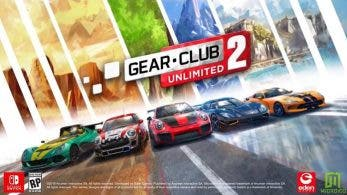 Anunciado Gear.Club Unlimited 2, que llegará a finales de año a Nintendo Switch