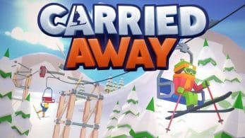 Carried Away llegará a Nintendo Switch a principios del 2019