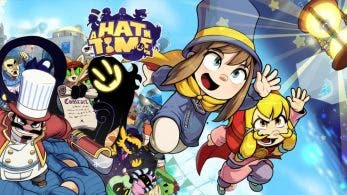 A Hat In Time llegará a Nintendo Switch