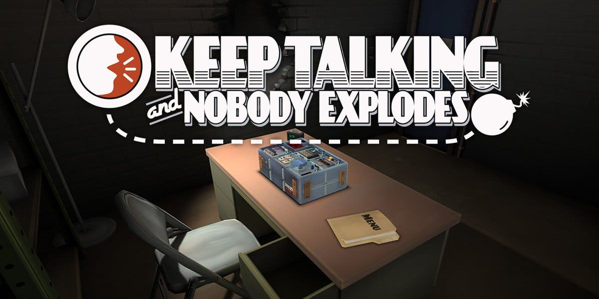 [Act.] Keep Talking and Nobody Explodes llegará a Nintendo Switch el 16 de Agosto