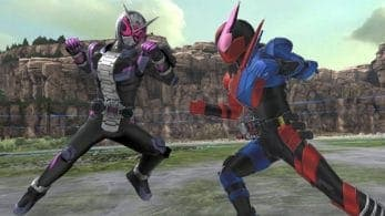 Kamen Rider: Climax Scramble para Switch está basado en Climax Fighters para PS4