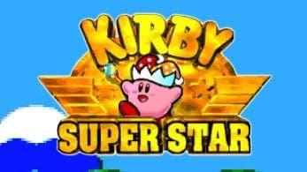 Nintendo registra la marca Kirby Super Star en Japón