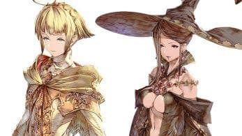 Mercenaries Wings: The False Phoenix nos presenta a Francis y Anemone
