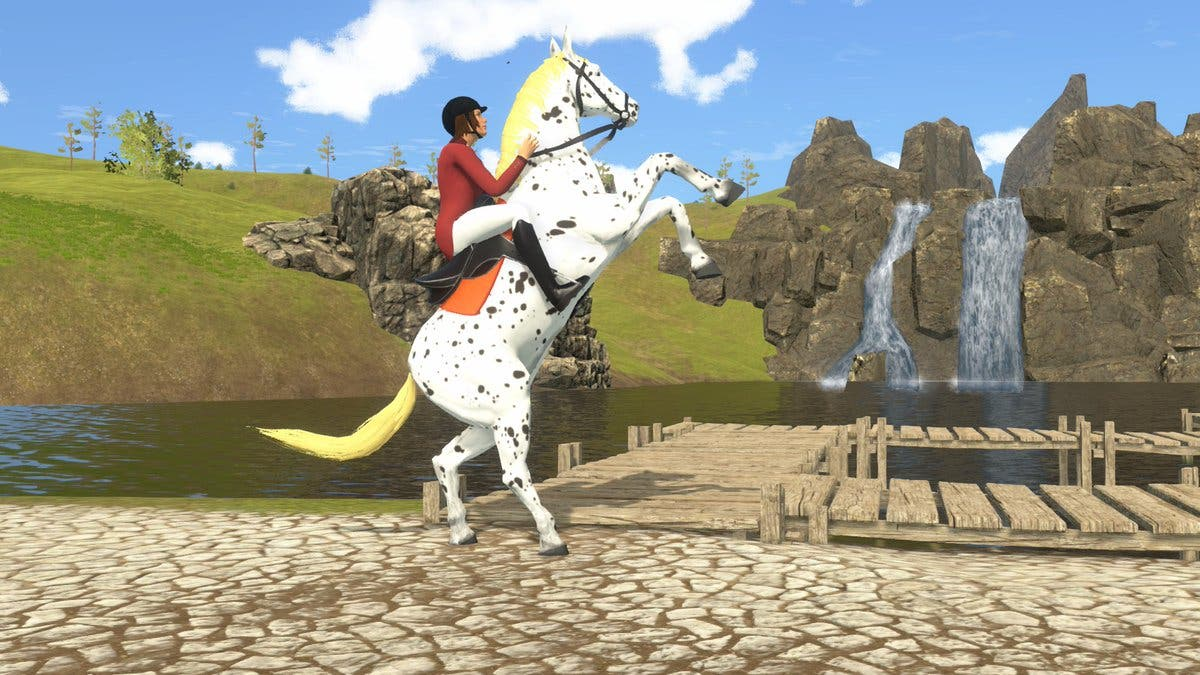 My Little Riding Champion confirma su lanzamiento en Nintendo Switch