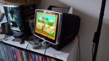 Un fan crea una consola portátil para jugar a títulos de NES, SNES y más