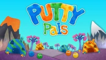 Putty Pals se actualiza a la versión 1.1 en Nintendo Switch