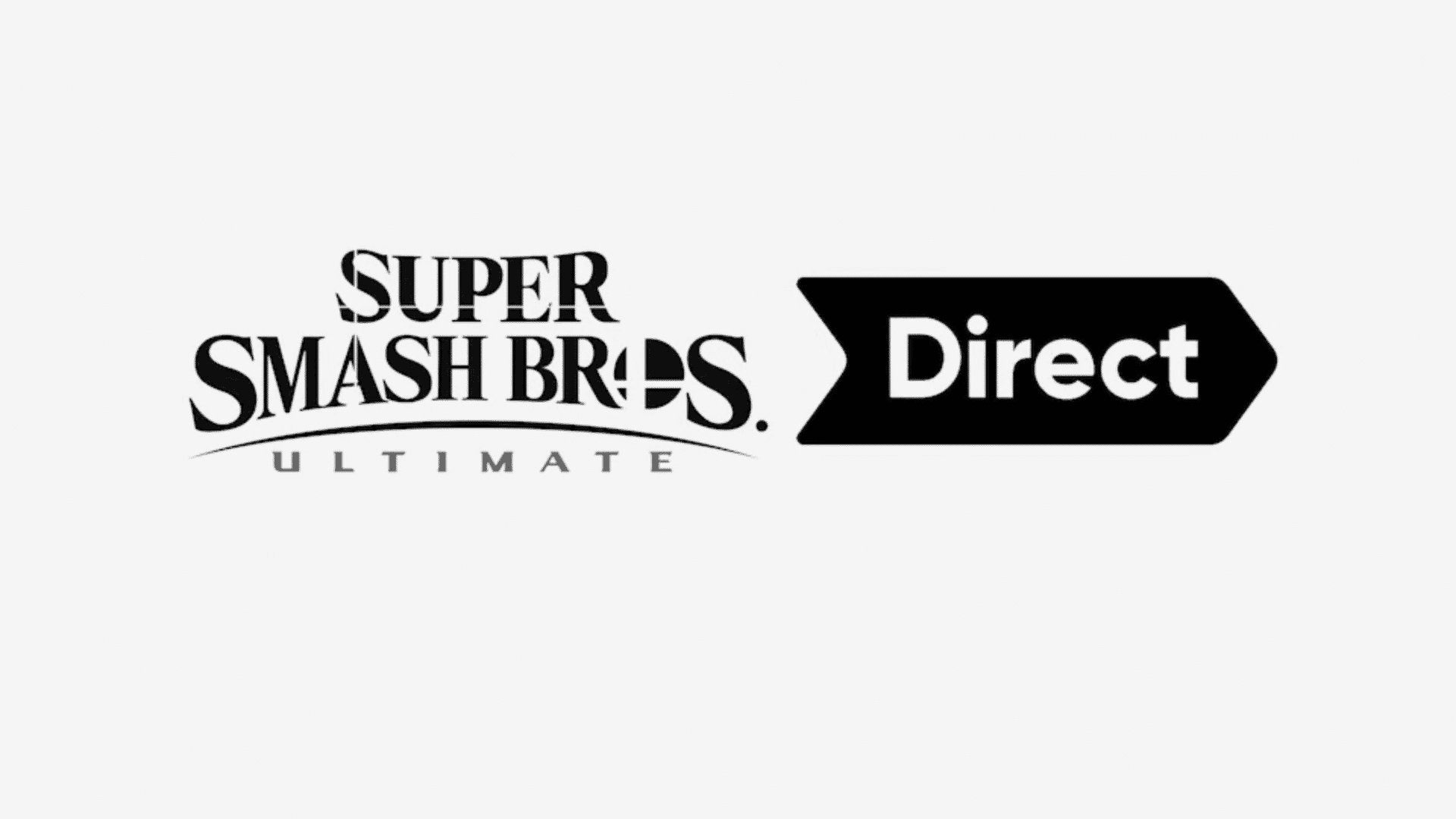 Anunciado Super Smash Bros. Ultimate Direct para este miércoles