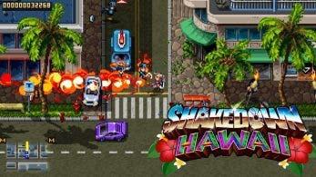 Shakedown: Hawaii sigue en desarrollo, recibe un nuevo tráiler y será jugable en el PAX West 2018