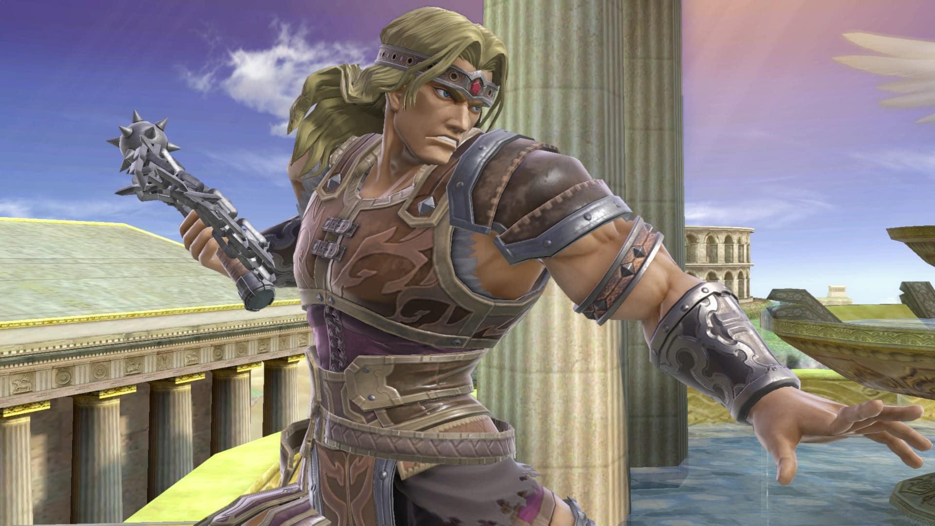 Echad un vistazo a los siguientes artes y capturas del Super Smash Bros. Ultimate Direct
