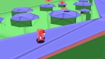Vídeo: Las mecánicas de las paredes, suelos y techos de Super Mario 64