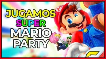 [Vídeo] Jugamos a Super Mario Party en la Gamescom 2018