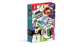 [Act.] Super Mario Party contará con una edición limitada que se lanzará el 23 de noviembre