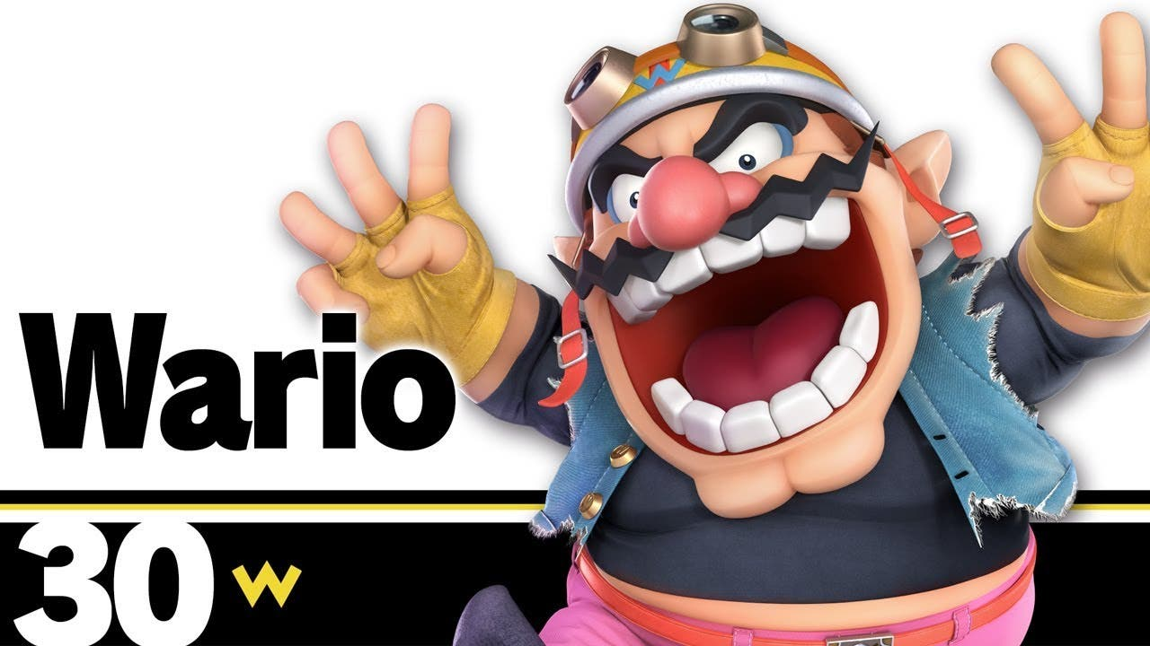 Wario ahora protagoniza la última entrada del blog oficial de Super Smash Bros. Ultimate